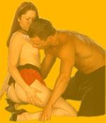massage nackt gestell für liebesschaukel